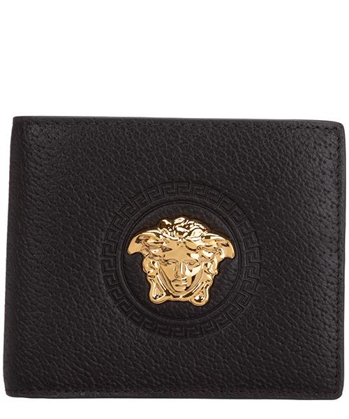 Wallet Versace palazzo DPU2463-DG0VV_D410H nero