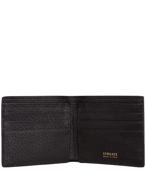 Men's genuine leather wallet credit card bifold  palazzo secondary image