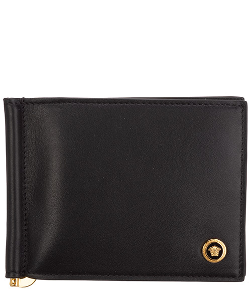 Wallet Versace icon DPU5978-DVTE4_D41OH nero