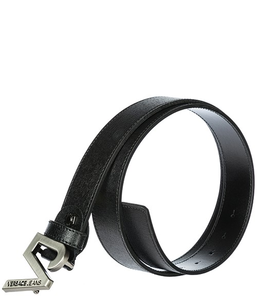 Men's genuine leather belt secondary image