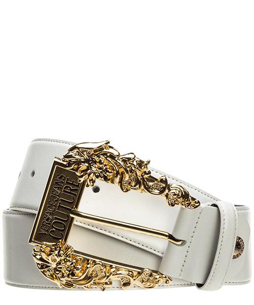 Cintura vita alta Versace Jeans Couture ed8vubf02-e71222_e003 bianco