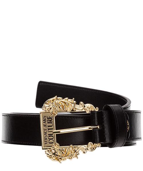 Belt Versace Jeans Couture ED8VZAF01-E71627_E899 nero