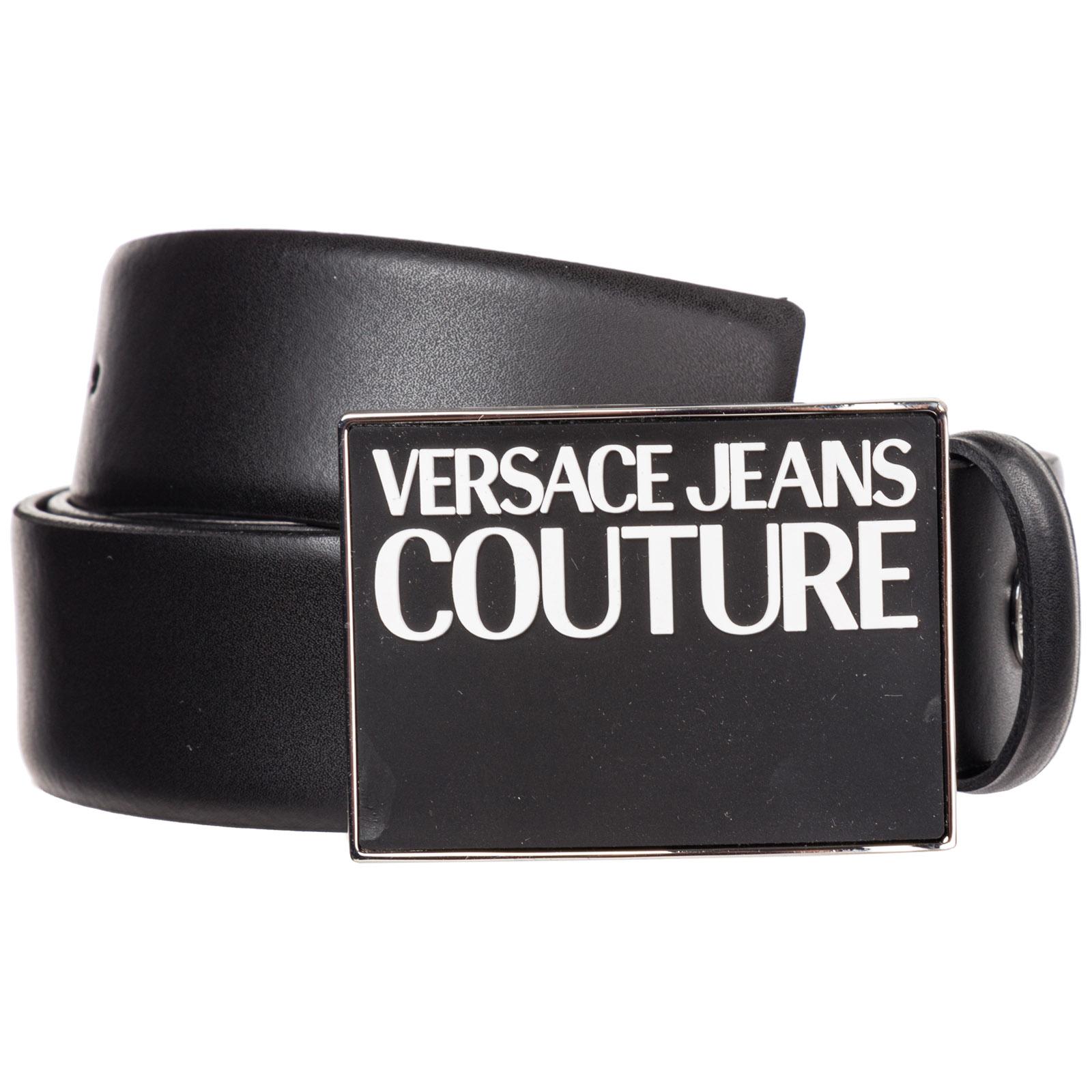 a basso costo 86454 26593 Cintura Versace Jeans Couture ed8yubf34-e71322_e899 nero | FRMODA.com