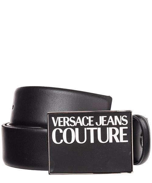 Belt Versace Jeans Couture ED8YUBF34-E71322_E899 nero