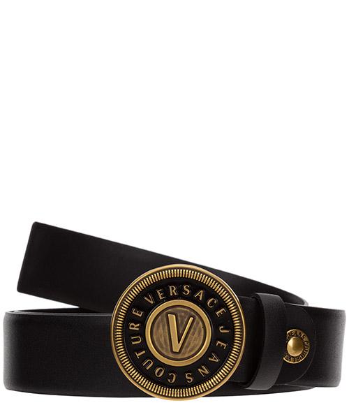 Belt Versace Jeans Couture ED8YZBF14-E71627_E899 nero