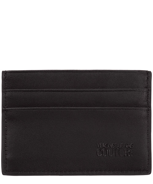 Credit card holder Versace Jeans Couture EE3YZBPD7-E71745_EMI9 nero