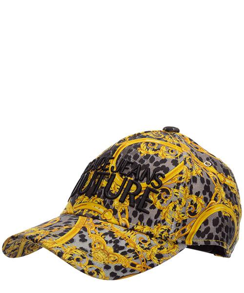 Baseball cap Versace Jeans Couture leo chain EE8YVBK12-ES0653_E899 giallo
