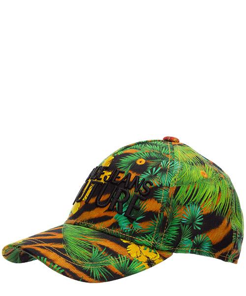 Baseball cap Versace Jeans Couture logo EE8YVBK16-ES0785_E983 verde