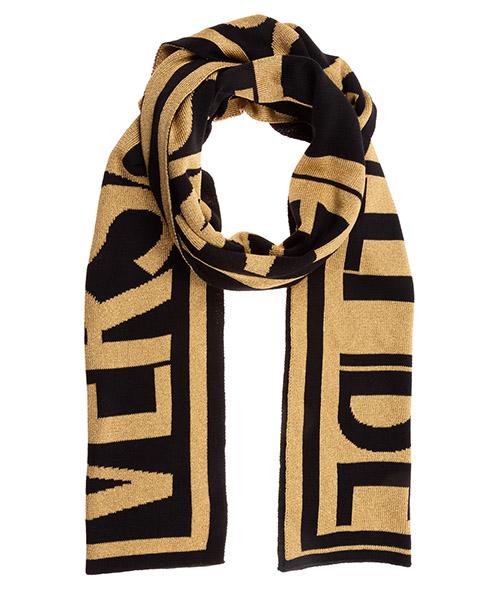 Scarf Versace Jeans Couture EEBYZBH50-E80082_EM27 nero