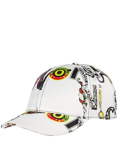 Gorra de beisbol Versus Versace BUC0065-BT10989_B7001 bianco