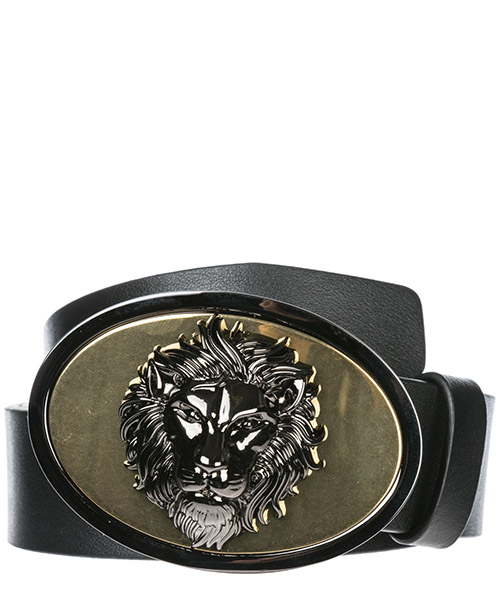 Belt Versus Versace FCU0106-FVO_F46EC black / antique gold
