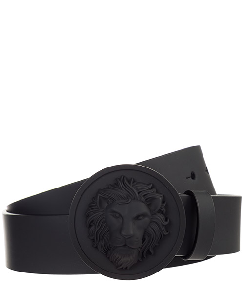 Belt Versus Versace Lion Head FCU0107-FVGM_F460 black