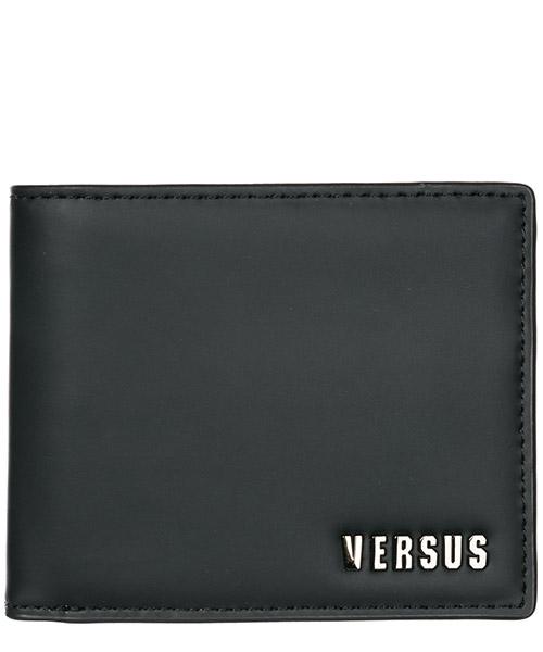 Бумажник Versus Versace FPU0028-FGMY_F460C black - gun metal