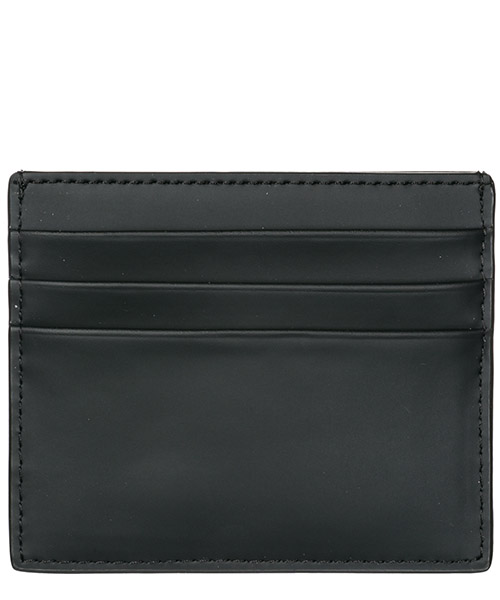 Men's genuine leather credit card case holder wallet secondary image