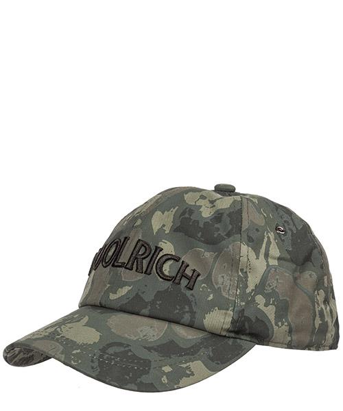 Baseball cap Woolrich woacc1618-ut1577-6423 verde