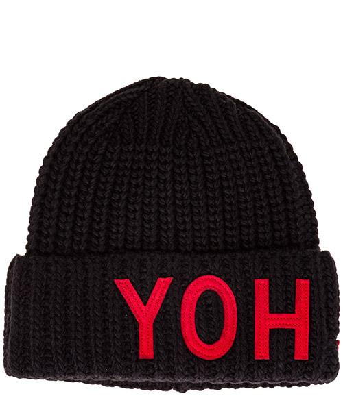 Mütze Y-3 FH9288 nero