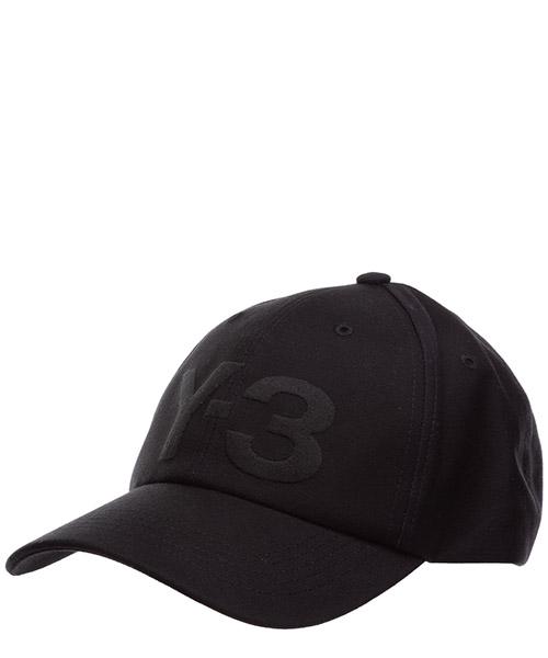 Cap Y-3 Logo FQ6974 nero