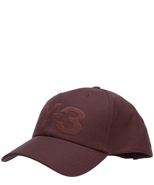 Chapeau Y-3 GK0627 bordeaux