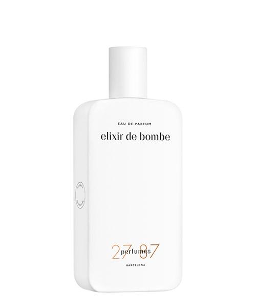 Eau de Parfum 27 87 Elixir de Bombe ELIXIRDEBOMBE bianco