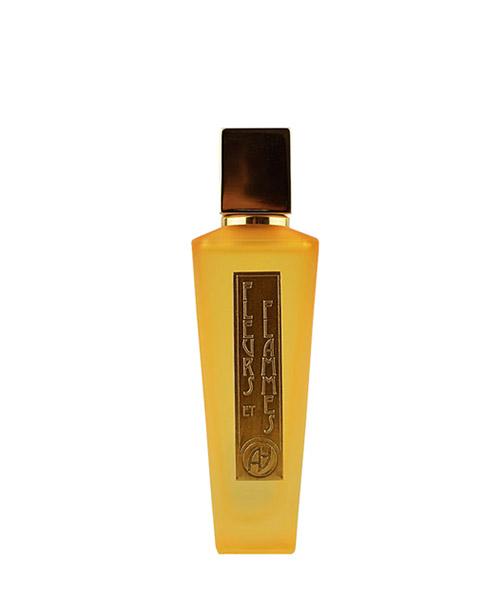Parfum Antonio Alessandria FLEURS ET FLAMMES giallo