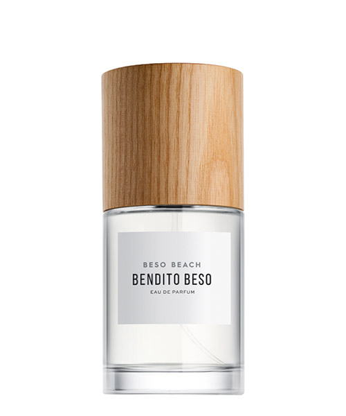 Eau de Parfum Beso Beach Bendito beso BESO001 bianco