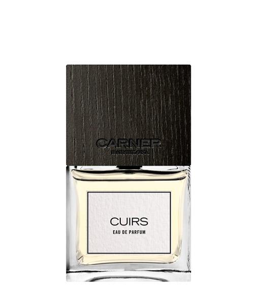 Eau de Parfum Carner Barcelona cuirs carner007 bianco