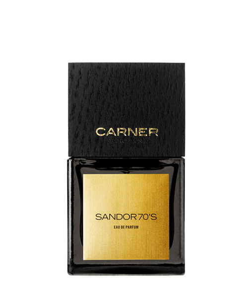 Parfum Carner Barcelona sandor 70's carner035 nero
