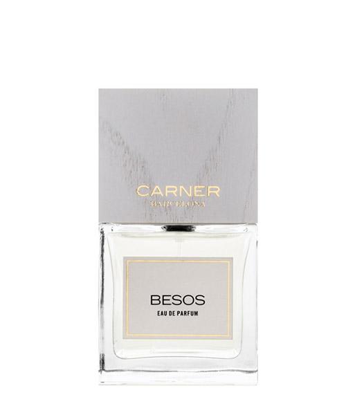 Eau de Parfum Carner Barcelona besos carner066 bianco