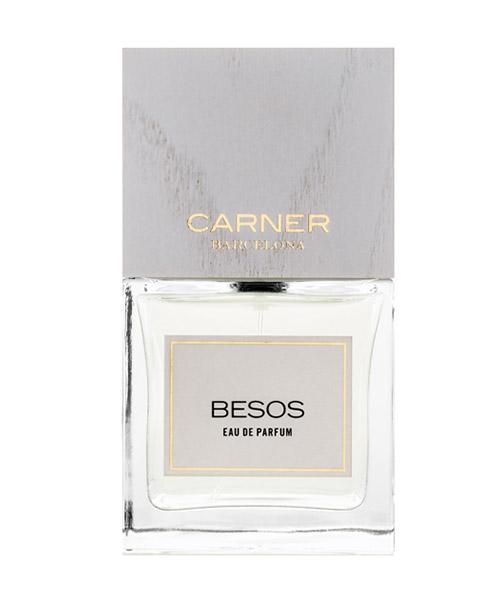 Eau de Parfum Carner Barcelona besos carner068 bianco