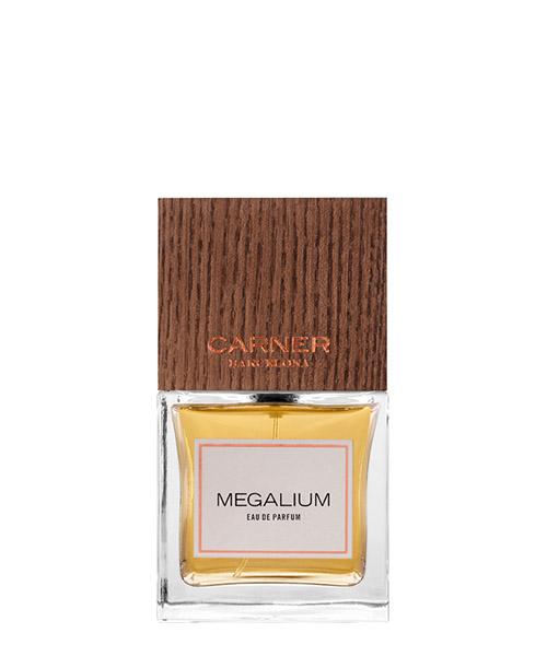 Eau de Parfum Carner Barcelona Megalium CARNER073 bianco