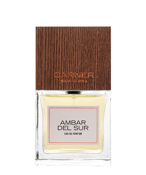 Eau de Parfum Carner Barcelona Ambar del sur CARNER080 bianco