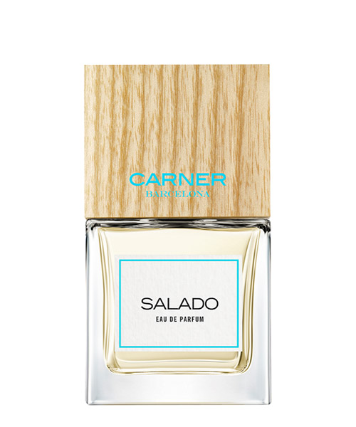 Eau de parfum Carner Barcelona SALADO bianco