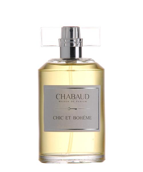Eau de parfum chabaud maison chic et boheme EDPBOHEME bianco