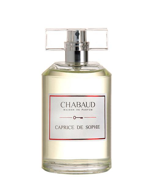 Eau de parfum chabaud maison caprice sophie EDPCDS100 bianco