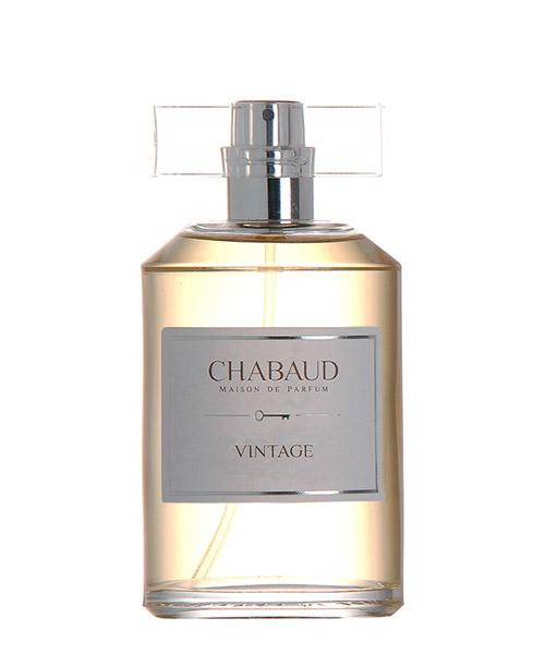 Eau de parfum chabaud maison vintage EDPENVOUTANTE bianco