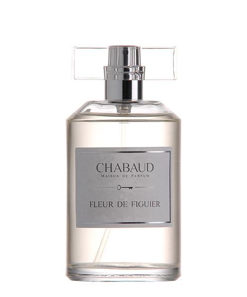 Eau de parfum chabaud maison fleur figuier EDPFLEURFIGUIER bianco
