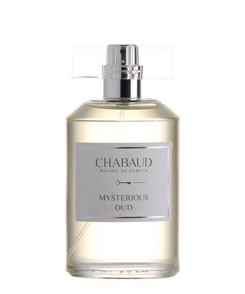 Eau de parfum chabaud maison mysterious oud EDPOUD bianco