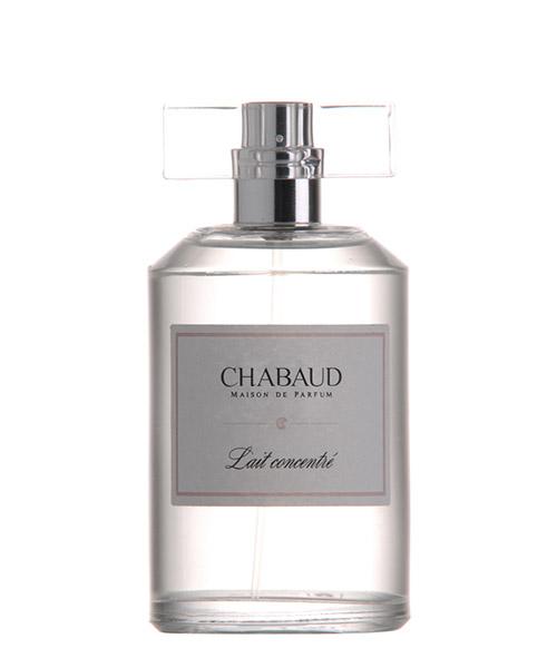 Eau de toilette chabaud maison parfum lait concentré EDTLAITCONC bianco