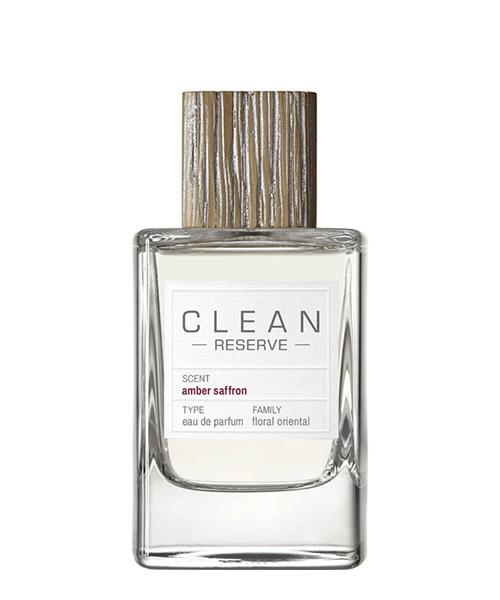Eau de Parfum Clean Reserve Amber Saffron  AMBERSAFFRON bianco