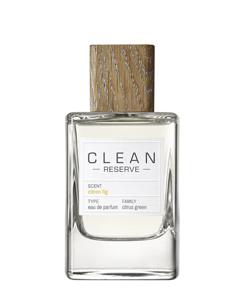 Eau de Parfum Clean Reserve citron fig citronfig bianco