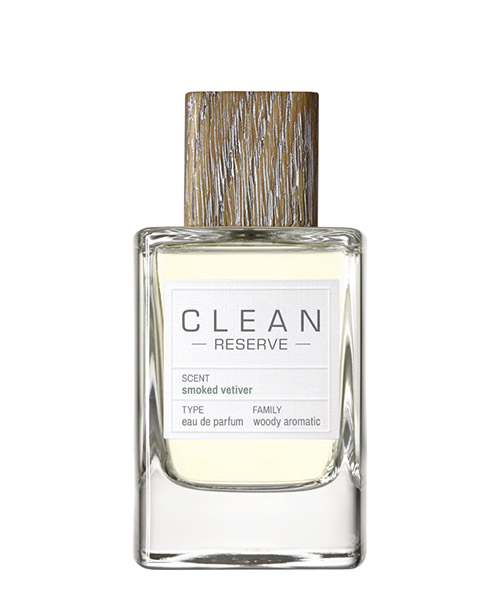 Eau de Parfum Clean Reserve smoked vetiver smokedvetiver bianco