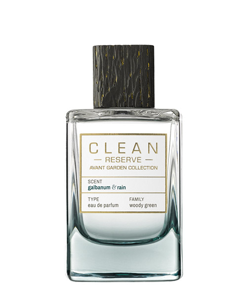 Eau de Parfum Clean Reserve Avant Garden galbanum & rain galbanumandrain bianco