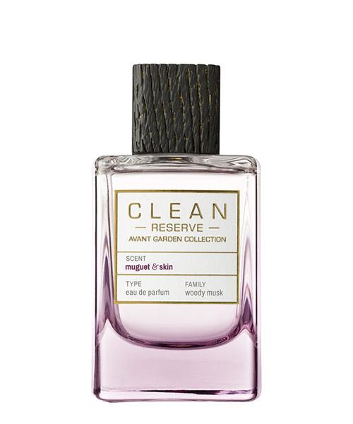 Eau de Parfum Clean Reserve Avant Garden muguet & skin muguetandskin bianco