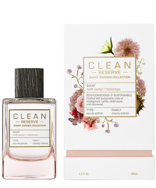 Nude santal & heliotrope eau de parfum 100 ml secondary image
