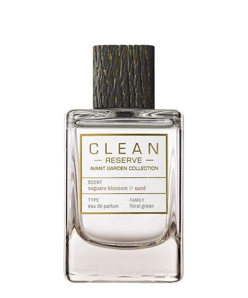 Eau de Parfum Clean Reserve Avant Garden saguaro blossom & sand saguaroblossomandsand bianco