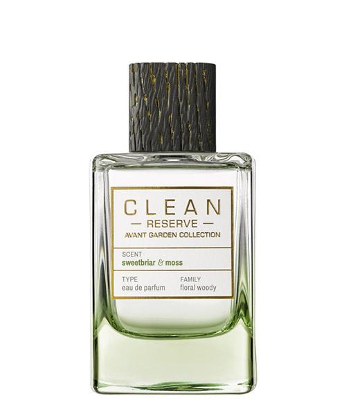 Eau de Parfum Clean Reserve Avant Garden sweetbriar & moss sweetbriarandmoss bianco