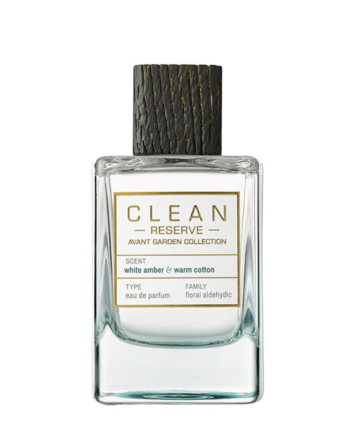 Eau de Parfum Clean Reserve Avant Garden white amber & warm cotton whiteamberandwarmcotton bianco