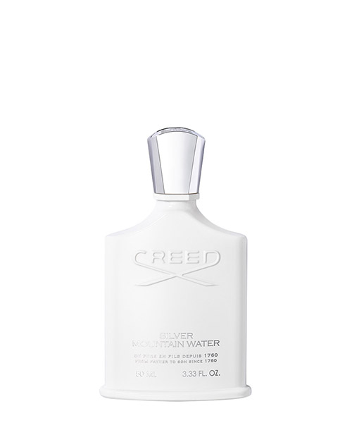 Eau de Parfum Creed Silver Mountain Water CR0 25 006 bianco