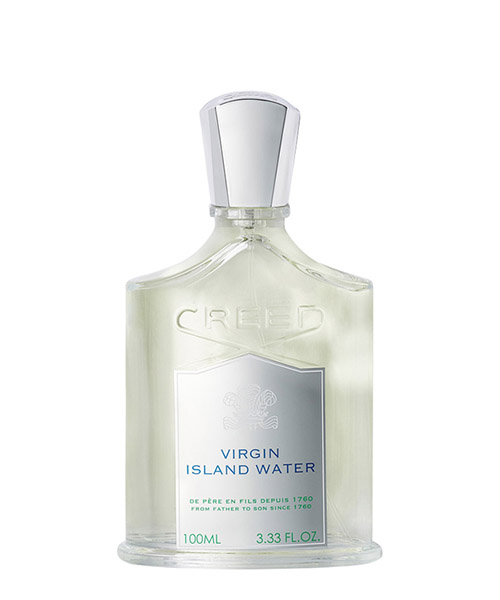 Eau de Parfum Creed Virgin Island Water CR0 44 007 bianco