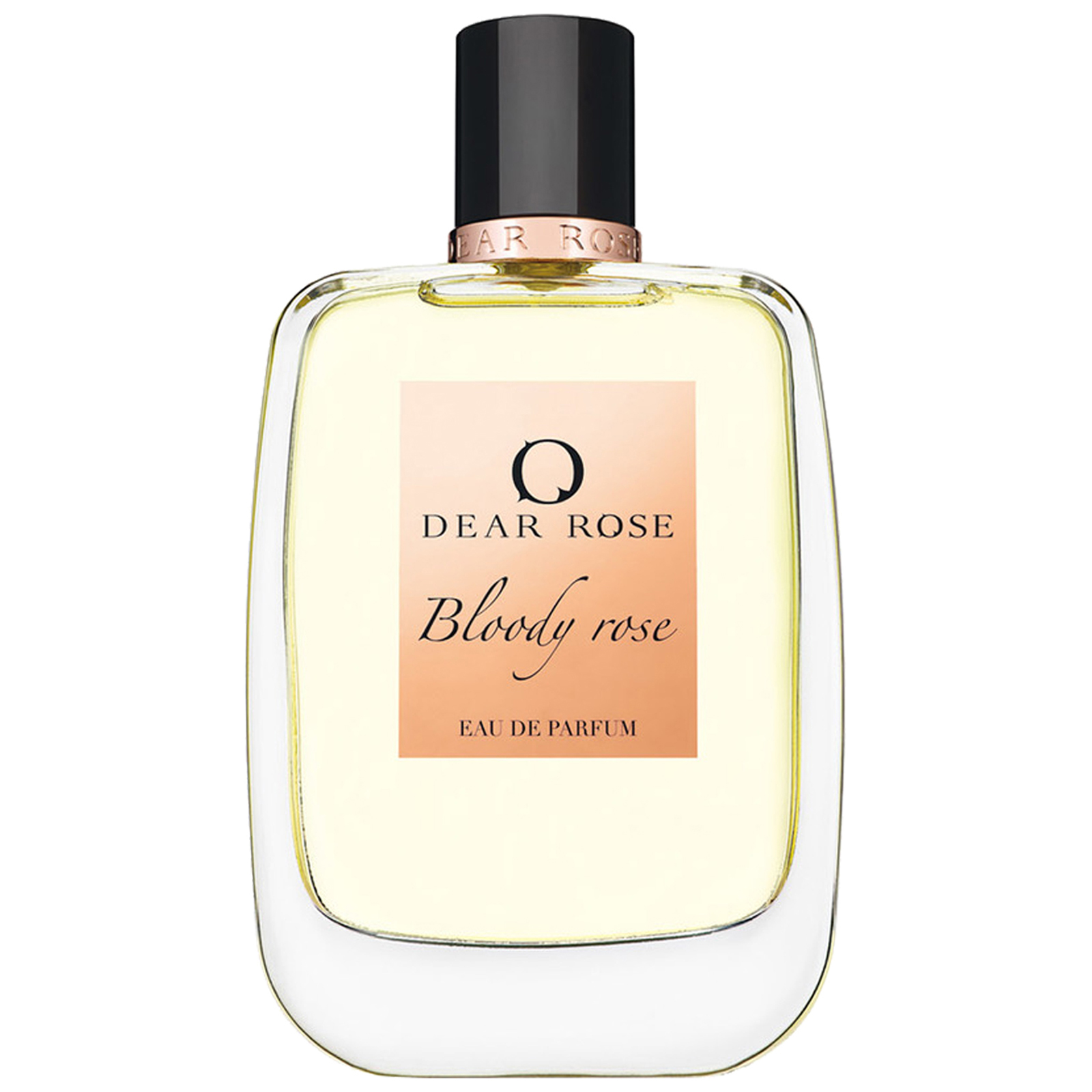 Bloody rose profumo eau de parfum 100 ml